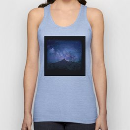 To the stars that listen Unisex Tank Top