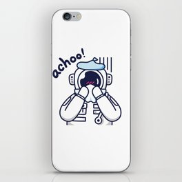 Get Well Soon iPhone Skin