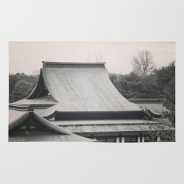 Japanese Building Rug
