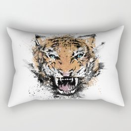 Unrelenting Ire Rectangular Pillow