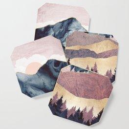 Mauve Vista Coaster