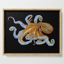 Octopus Serving Tray