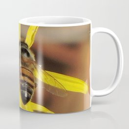 Desert Sunflower Pollen Picker Coffee Mug