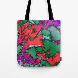 Isolated places Tote Bag
