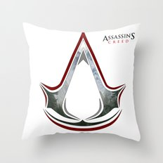 Assassin's Creed - Woodland Throw Pillow