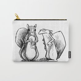 Identity of self Carry-All Pouch