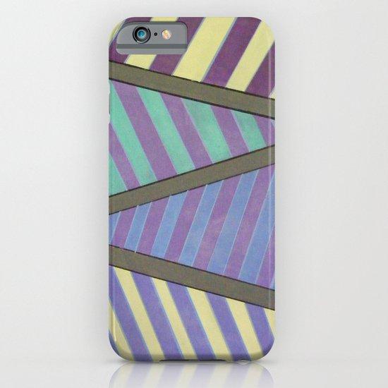 Zig Zag run iPhone & iPod Case