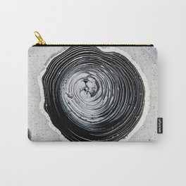 The Hole (Black and White) Carry-All Pouch