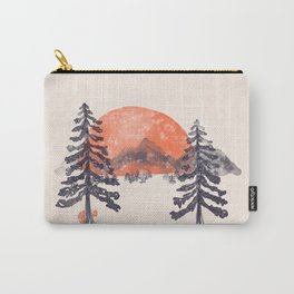 First Snow... Carry-All Pouch