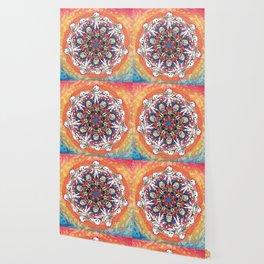 Kids See Ghosts Mandala Wallpaper