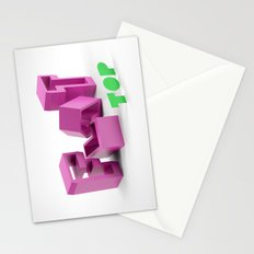 Flat Top Stationery Cards