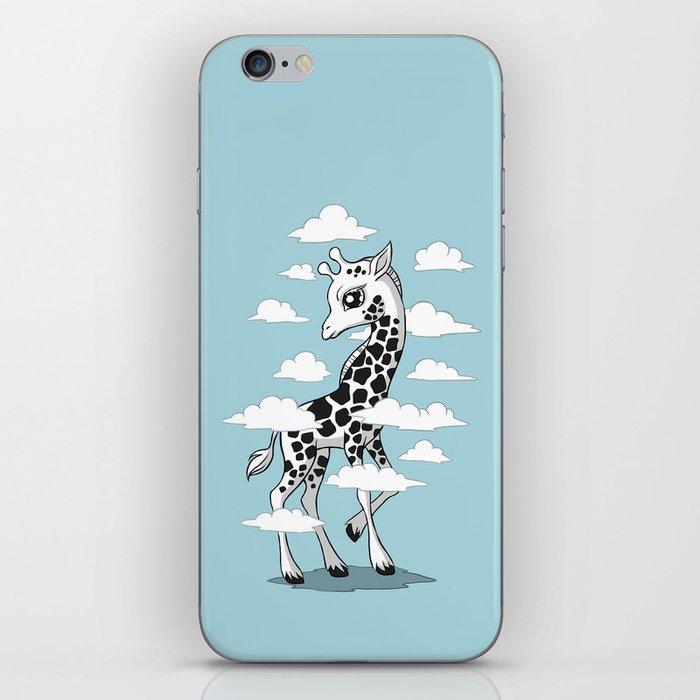Wandering Giraffe iPhone Skin