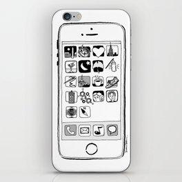 iPhone 5s iPhone Skin