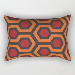 Shining Overlook Hotel Carpet Rectangular Pillow