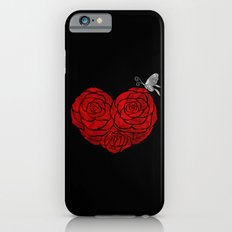 A Butterfly to be, a Rose to blossom... iPhone 6s Slim Case