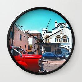 King Street Wall Clock