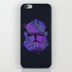 Splash Trooper iPhone & iPod Skin