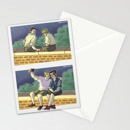 stucky fourth of july 2 Stationery Cards