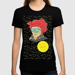 Portrait of the Realist Man T-shirt