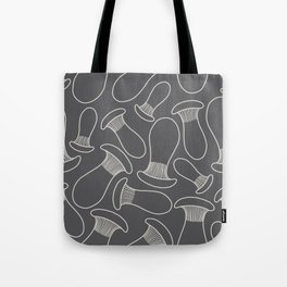 king oyster mushrooms Tote Bag
