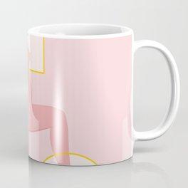 Woman With Rose Coffee Mug