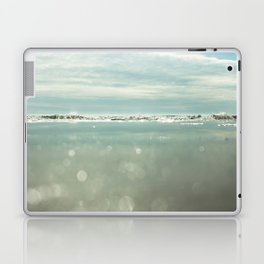waves and sparkles Laptop & iPad Skin