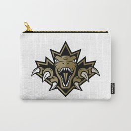 Dino Gold Leaf Carry-All Pouch
