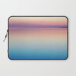 Rainbow Sunset Ocean Laptop Sleeve