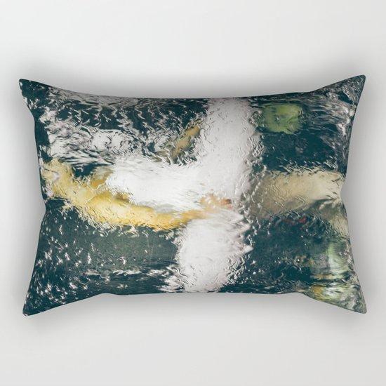 Beautiful Ballerina Waters Rectangular Pillow