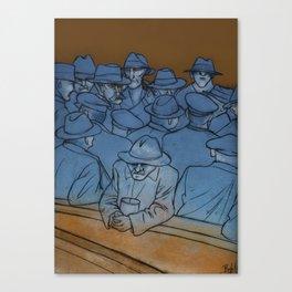 White Angel Bread Line (San Francisco – 1932) Canvas Print