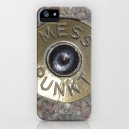 mess iPhone Case