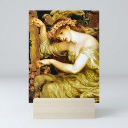 A Sea Spell Pre Raphaelite 1877 Dante Gabriel Rossetti 182 Mini Art Print