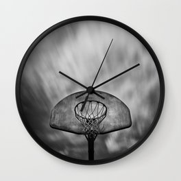 Basketball Dream Wall Clock