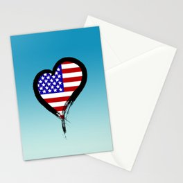 Heart Nation 01 Stationery Cards