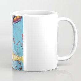 Gray Owl Coffee Mug