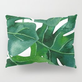 Deep In The Jungle Pillow Sham