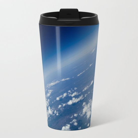 infinite space Metal Travel Mug