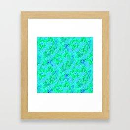Birds in  Flight..... Framed Art Print