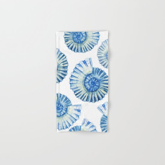 Sea Life Pattern 04 Hand & Bath Towel