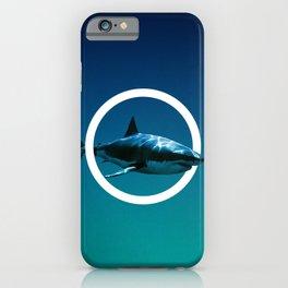 Shark. iPhone Case