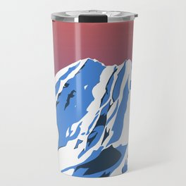 The Brooks Range Travel Mug