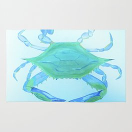 Chesapeake Blue Crab Rug