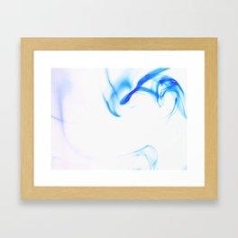 inkwater print 05 Framed Art Print