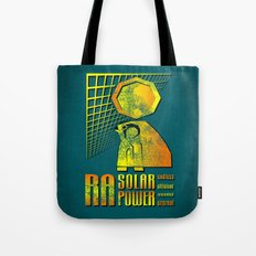 Ra Solar Power Tote Bag