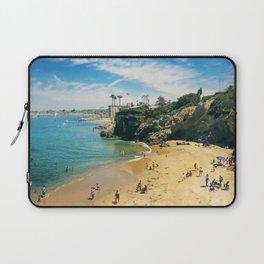 Playful Shores Laptop Sleeve