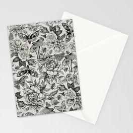Botanical Pattern II Stationery Cards