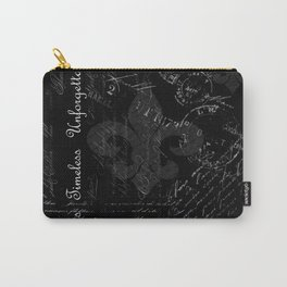 Priceless, Timeless, Unforgettable Carry-All Pouch