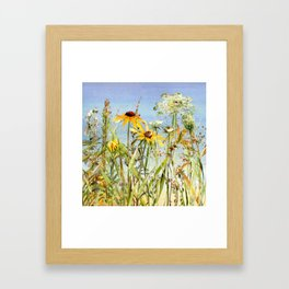 The Meadow Framed Art Print