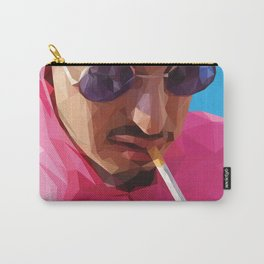 Pink Guy Carry-All Pouch