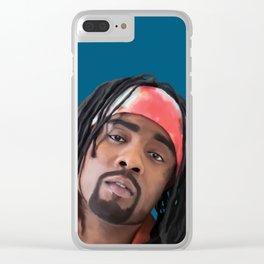 Folarin Clear iPhone Case